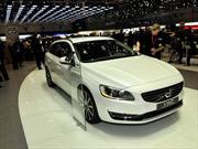 Volvo V60 Plug-In debuta en América en el Salón de Nueva York