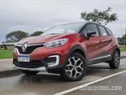 Prueba Renault Captur 1.6L manual y automática: Los extremos se unen