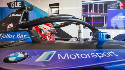 BMW anuncia su retiro de la Fórmula E