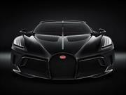 """Bugatti """"La Voiture Noire"""" es el carro más caro"""