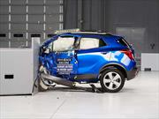 La Chevrolet Tracker obtiene el Top Safety Pick del IIHS