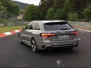 Audi RS4 Avant una station wagon que conquista Nürburgring
