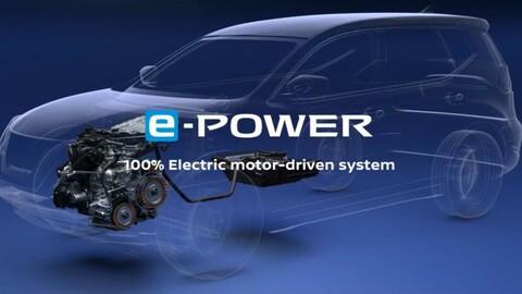 Nissan e-Power llega a la región