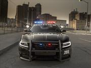 Dodge Charger Pursuit 2015 combatirá el crimen