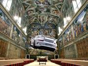Porsche fue la primer compañía en hacer un evento en la Capilla Sixtina
