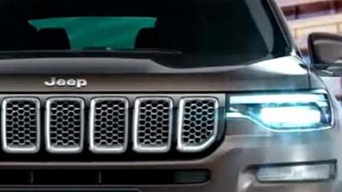Jeep anticipa su nuevo SUV de 7 asientos de producción local