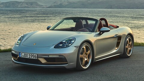 Porsche Boxster 25 Years: Listo para coleccionar