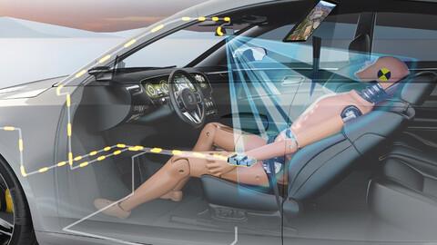 Continental optimiza el accionamiento de los sistemas de bolsas de aire