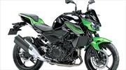 Kawasaki Z400, una naked potente y ligera