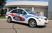 Manejamos el Ford Focus de Hidrógeno