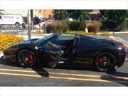 Roban dos veces seguidas un Ferrari 458 Spider en California