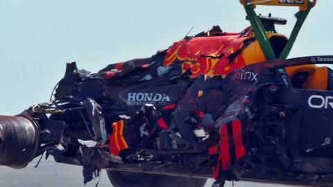 F1: En Red Bull esperaron lo peor del accidente de Verstappen