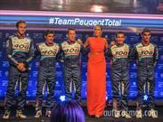 Peugeot Sport Argentina presentó su temporada 2015