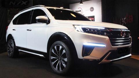 Honda estaría planeando un SUV entre los WR-V y HR-V ¿De qué se trata?