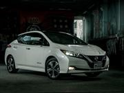 Nissan Leaf 2019 llega a México desde $686,600 pesos