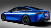 Toyota Mirai anticipa su segunda generación con un prototipo