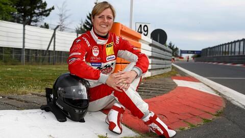 Honor, a quien honor merece: Sabine Schmitz tendrá su propia curva en Nürburgring