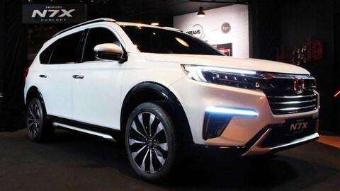 Honda tiene casi listo un SUV de 7 plazas para mercados emergentes