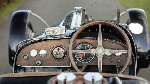 Los cinco autos de Bugatti más caros vendidos en una subasta
