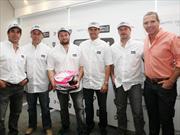 Dakar: TOTAL presentó en La Bombonera a los nuevos integrantes del equipo ELF