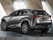 Lexus presenta el LF-NX Crossover Concept