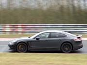 El Porsche Panamera 2017 es el sedán más rápido de Nürburgring