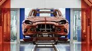 El DBX de Aston Martin ya está en producción en Gales
