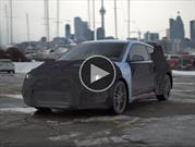 Video: El Hyundai Veloster N ruge como nunca antes