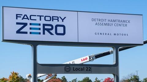 Factory Zero es la nueva planta de autos eléctricos de General Motors