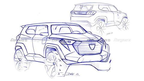 Peugeot planearía un SUV eléctrico y Low Cost que vendría a Argentina
