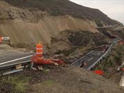 Video: Colapsa una ruta en México