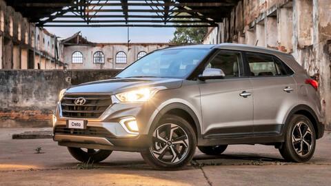 Fabrican en la región la unidad 200.000 del Hyundai Creta