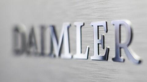 ¿Cómo le fue financieramente a Daimler en 2020?