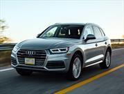 Audi Q5 2018 registra un consumo promedio de 23 mpg