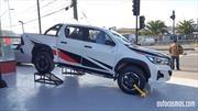 Toyota Hilux GR S llega a Chile en medio del WRC