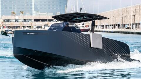 De Antonio Yachts D28 Formentor: el primer yate desarrollado por Cupra