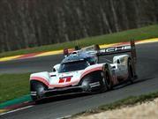 Porsche 919 Hybrid Evo impone récord en el circuito de Spa-Francorchamps
