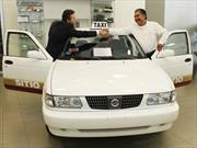 Nissan Tsuru, el auto más confiable para los taxistas