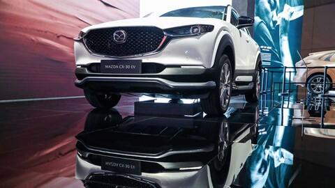 Mazda CX-30 EV, marca el inicio de la ofensiva eléctrica