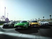Mercedes-AMG festeja su 50 aniversario