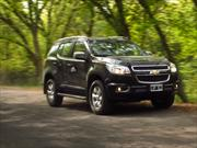 Prueba Chevrolet Trailblazer, off-road en frasco grande