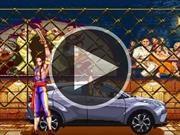 Video: Toyota CH-R se mete a pelear en Street Fighter