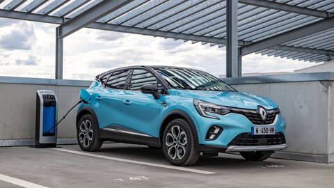 Renault se prepara para lanzar su primera SUV eléctrica