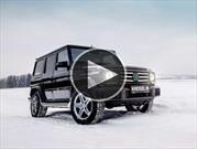 Video: Schwarzenegger y su Mercedes-Benz Clase G eléctrico