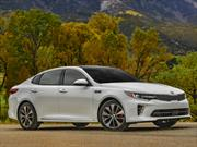 Kia Optima recibe el premio Red Dot: Best of the Best