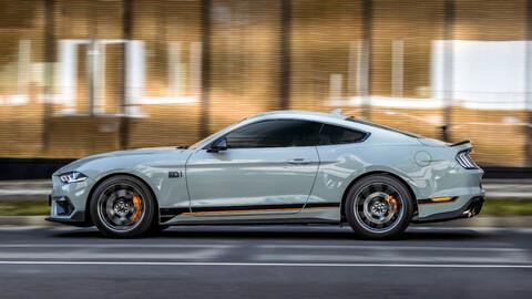 Ford Mustang Mach 1 se lanza en Argentina