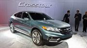 Honda Crosstour Concept 2013 en el Salón de Nueva York