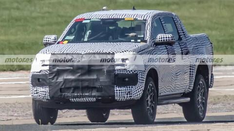 La próxima Volkswagen Amarok ya está en fase de pruebas