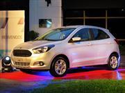 El nuevo Ford Ka se presenta en Argentina