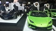 Los mejores autos deportivos se enfrentan para elegir un campeón